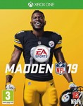 02. NFL 19 ULTIMATE + GTA 5 + 24 GAMES XBOX ONE