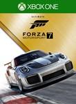 02. Forza 7+ Forza 6 + Forza 4 + 24 GAMES XBOX ONE