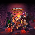 Minecraft Dungeons Hero Edition WINDOWS 10 КЛЮЧ