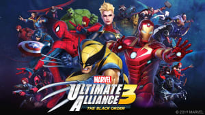 MARVEL ULTIMATE ALLIANCE 3 + 3 TOP Games Switch