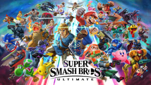 Super Smash Bros+Pass + Odyssey + TOP Game Switch