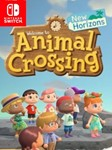 Animal Crossing + Mario Tennis + 2 TOP Games Switch