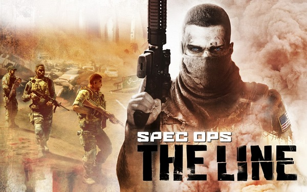 Spec Ops: The Line [Steam Gift/RU+CIS]