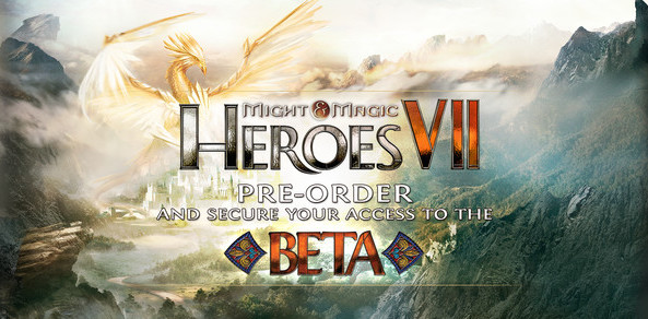 Might and Magic. Heroes VII 7 (BETA / UPLAY)