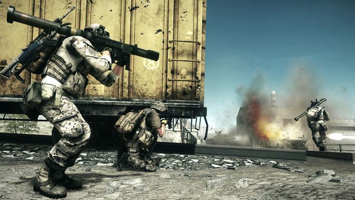 Купить Battlefield 3™ + Подарок