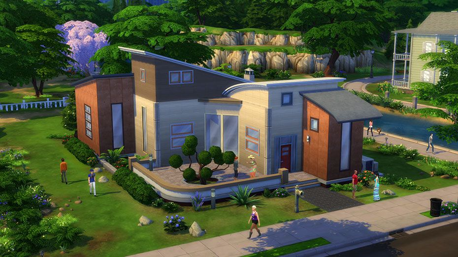 Купить Sims 4™ + Подарок