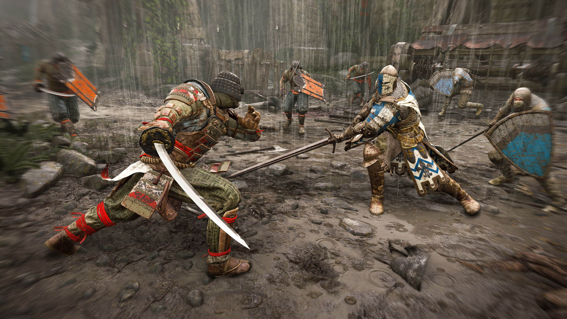 For Honor - Nvidia Uplay Key