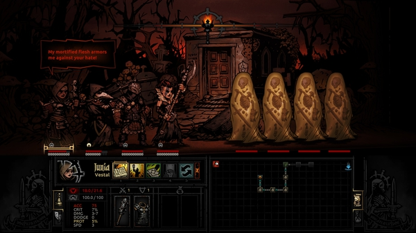 Darkest Dungeon (Steam Gift, RU+CIS)