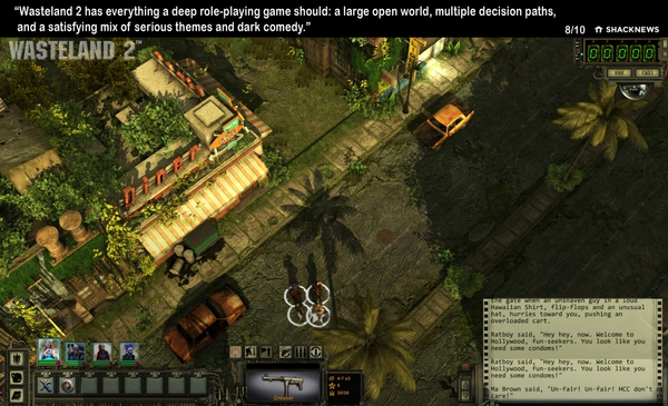 Wasteland 2 (Steam Gift, RU+CIS)