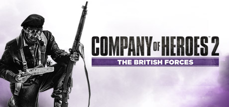 COH 2 - The British Forces (Steam Gift, RU+CIS)