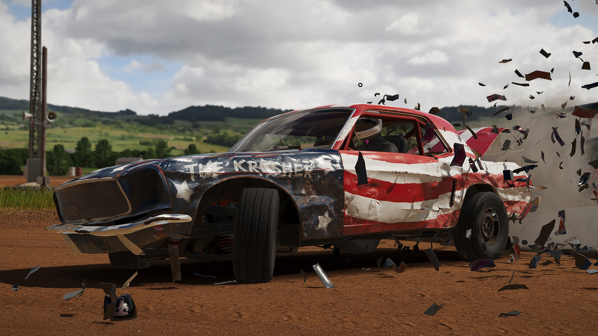 Wreckfest (Steam - only for Russia)