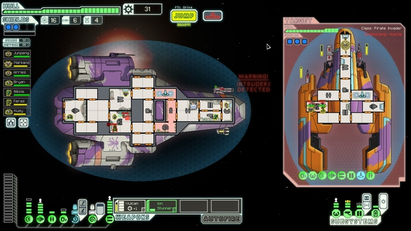 FTL: Faster Than Light (Steam Gift, RU + CIS)