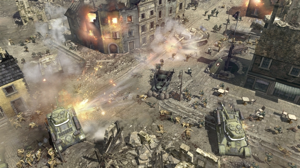 Company of Heroes Franchise Edition (Steam Gift, RU + CIS)