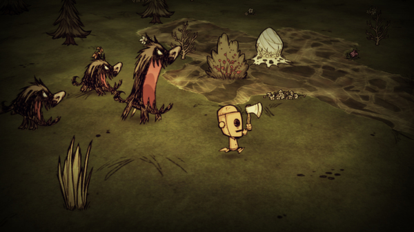 Dont Starve + Reign of Giants + Shipwrecked Alone Pack