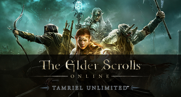 TES Online: Tamriel Unlimited [Steam Gift] + 2 games