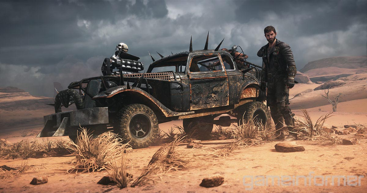 Mad Max [Steam Gift] RU + БОНУС