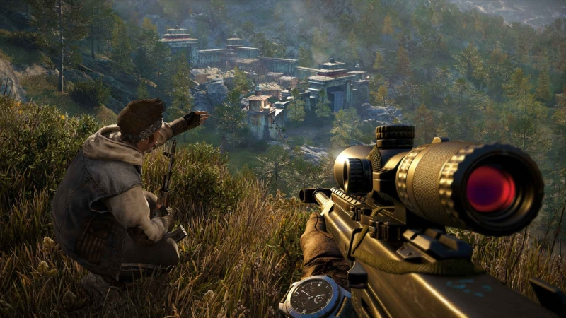 Far Cry 4 Gold Edition [Uplay] + БОНУС