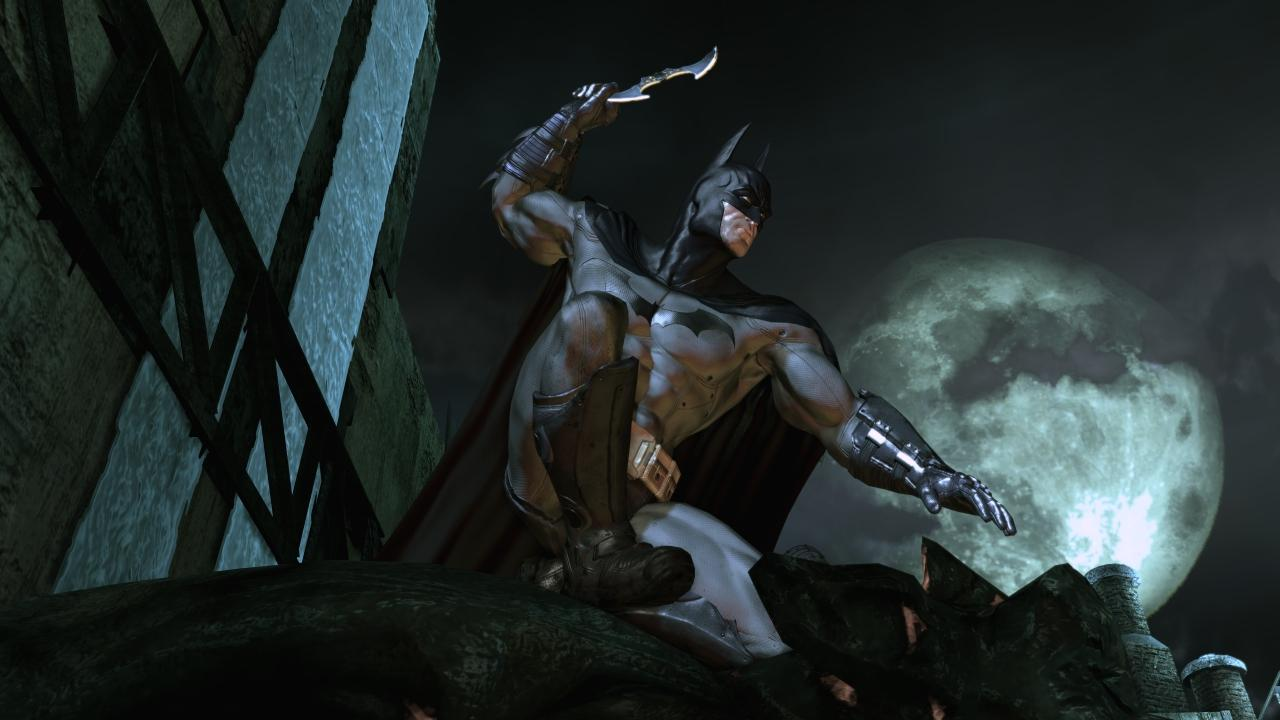 Batman: Arkham Asylum GOTY (Steam Key, Region Free)
