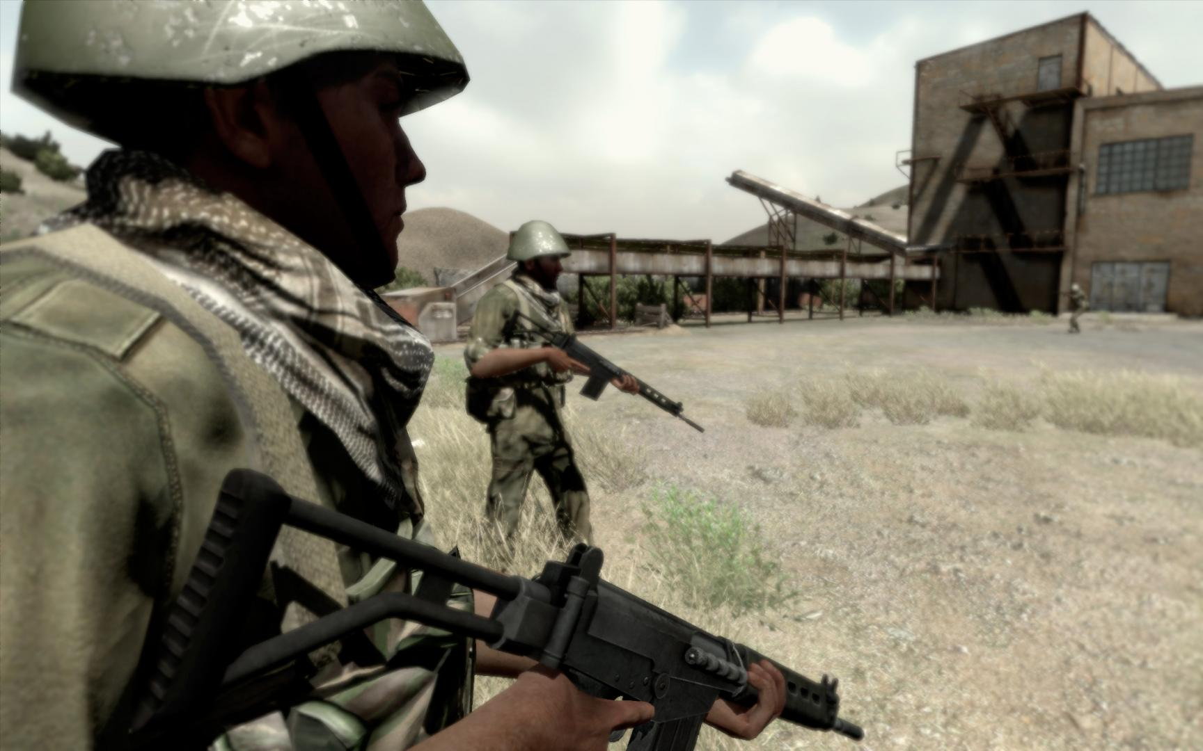 Arma 2: Operation Arrowhead (Steam key, Region free)