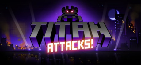 Titan Attacks! (Steam Key, Region Free)