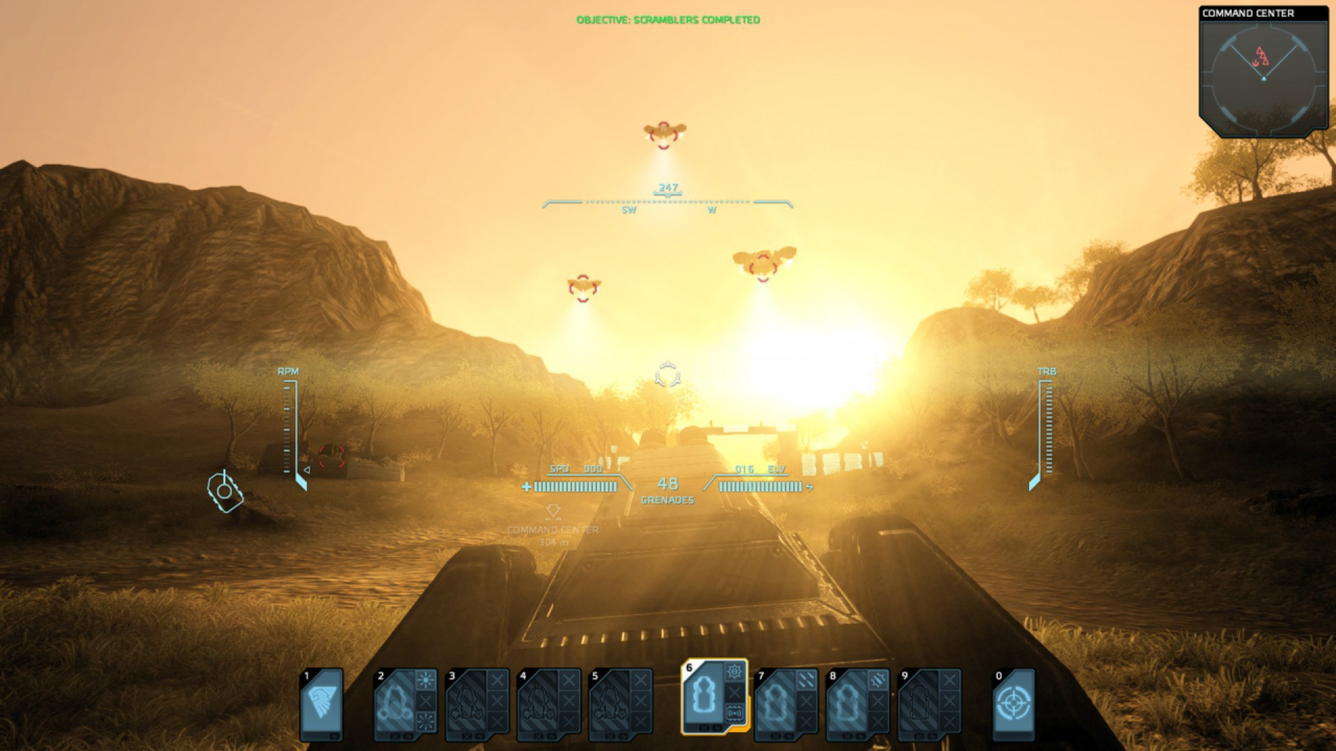 Carrier Command: Gaea Mission (Steam Key, Region Free)