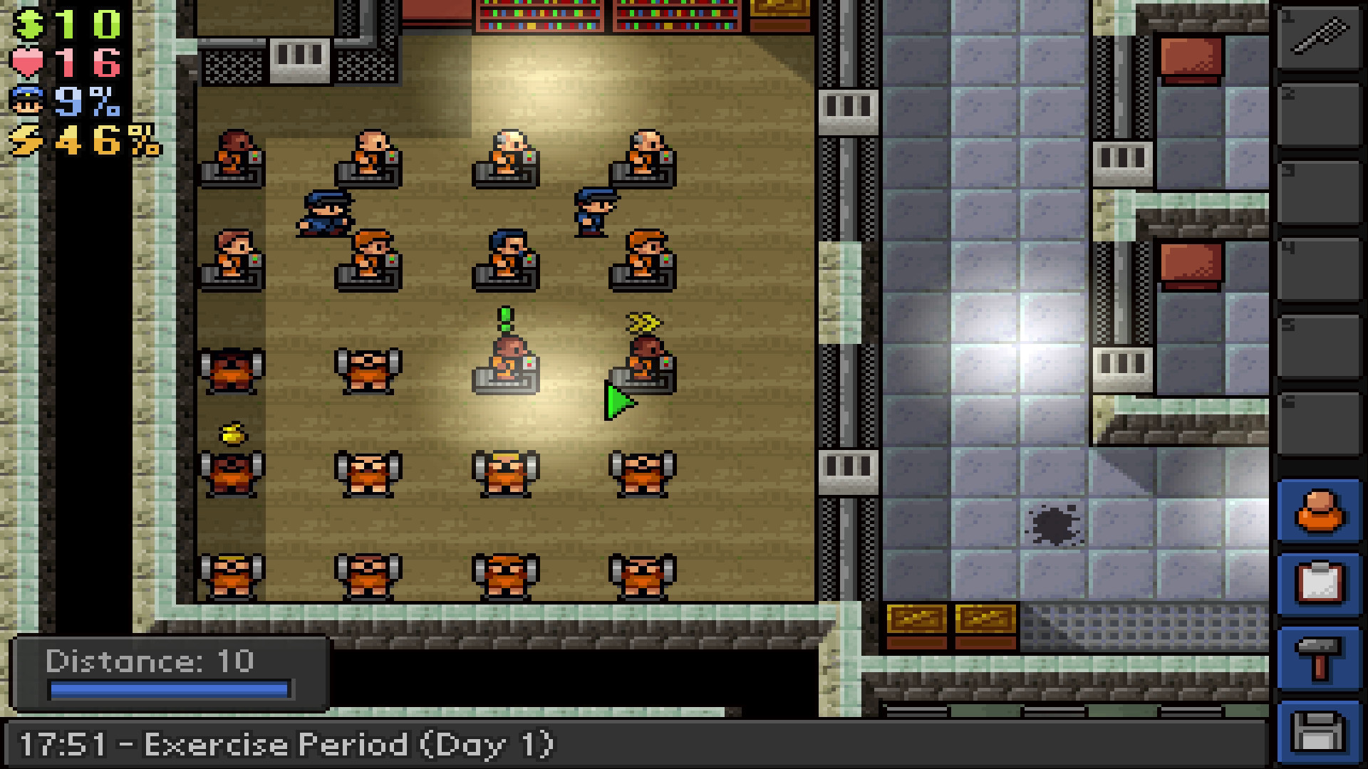 The Escapists - Alcatraz DLC (Steam Key, Region Free)