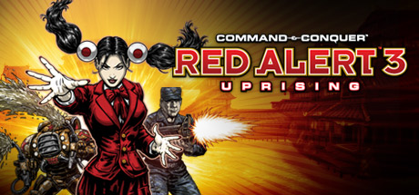 Command & Conquer:Red Alert 3-Uprising (Origin Key ROW)