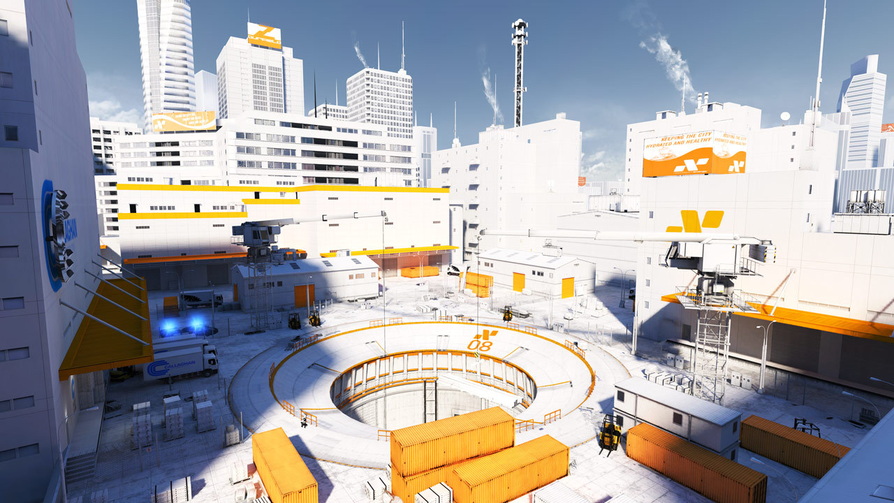 Mirror´s Edge (Origin Key, Region Free)