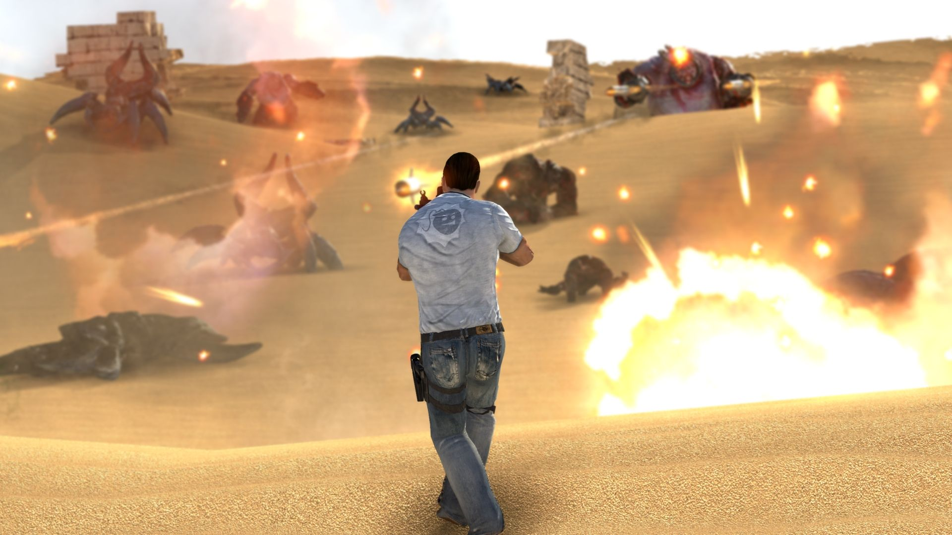 Serious Sam 3: BFE (Steam Key, Region Free)