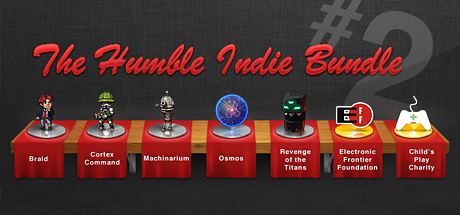 Humble Indie Bundle 2 (5 игр) (Steam Key, Region Free)