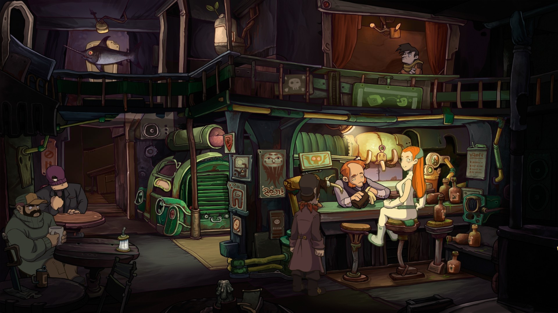 Chaos on Deponia (Steam Key, Region Free)