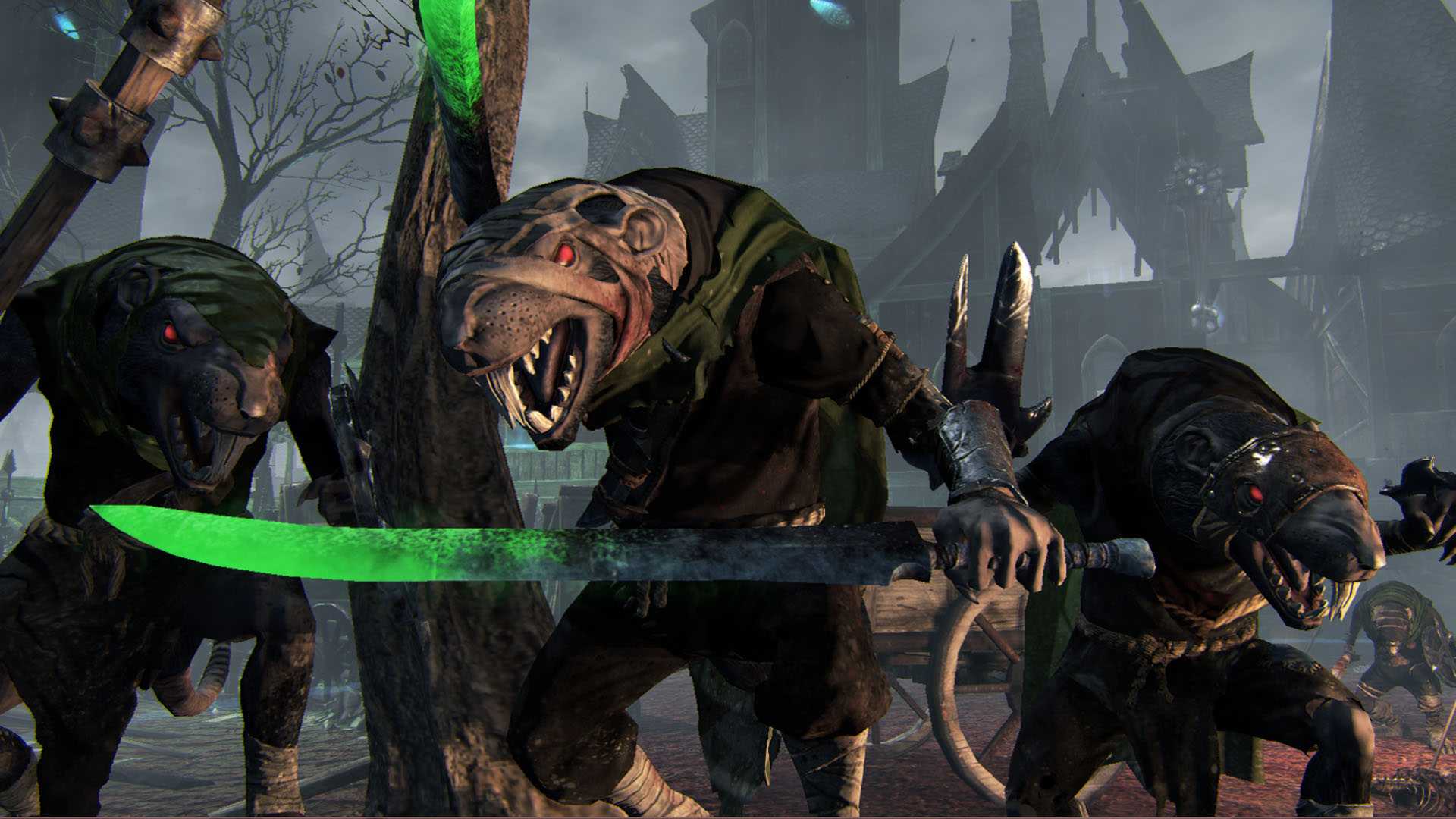 Mordheim City of the Damned (Steam Key, Region Free)