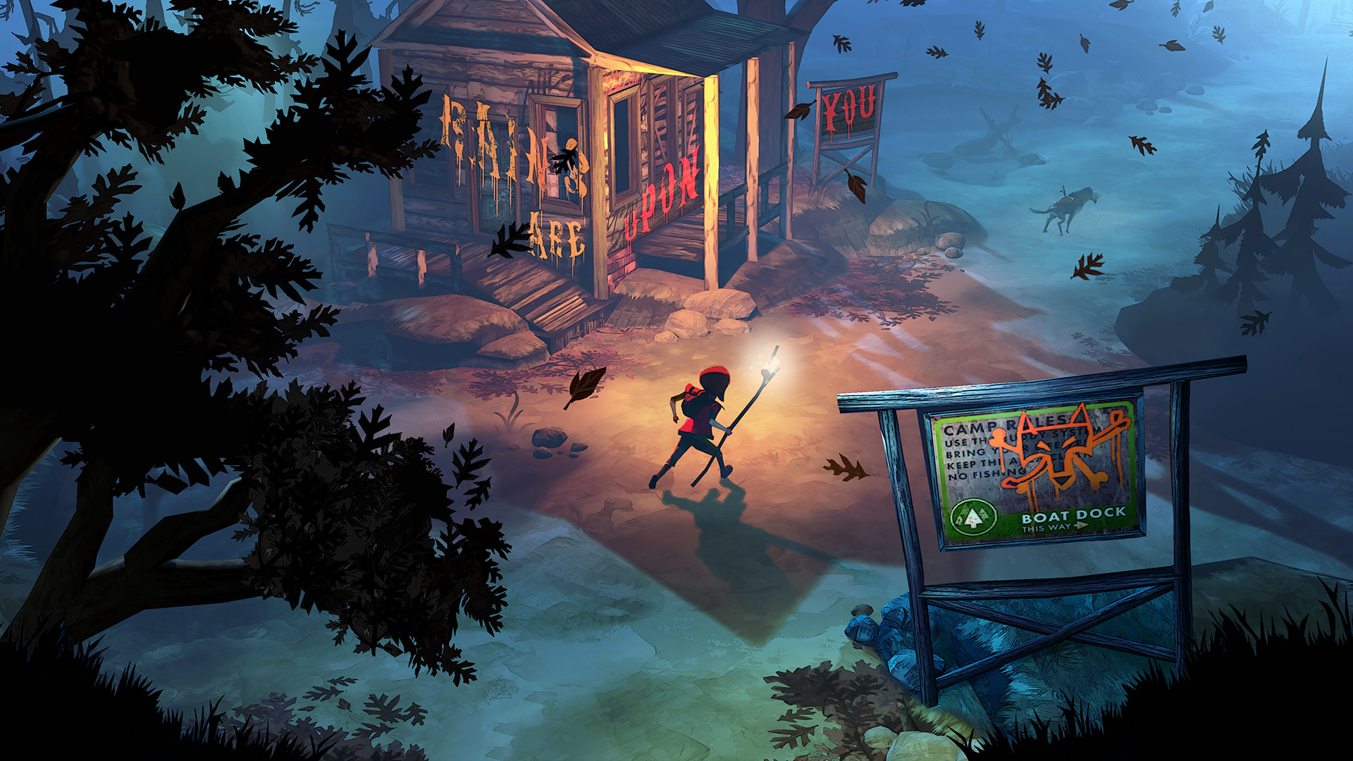 The Flame in the Flood (Steam Key, Region Free)
