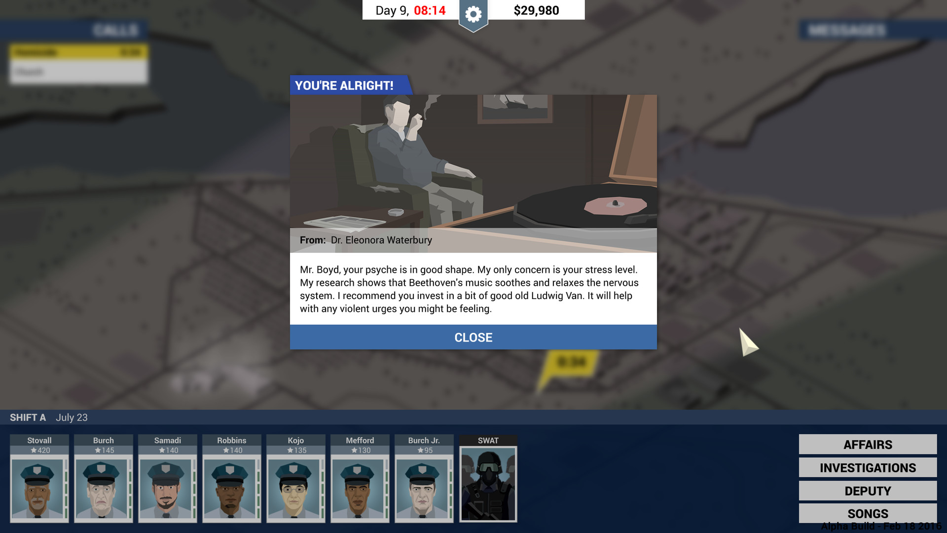 This is the Police (Steam Key, Free Region)
