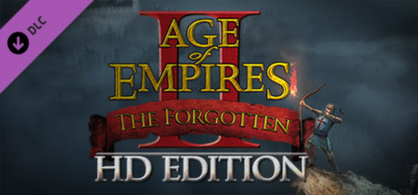 Age of Empires II HD Edition: The Forgotten (Steam,ROW)