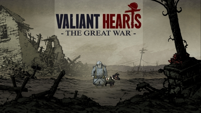 Valiant Hearts The Great War (Steam Gift) RU + CIS