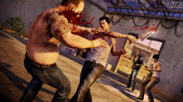 Sleeping Dogs (Steam Key, Region Free)