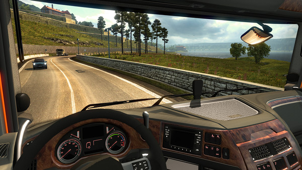 Euro Truck Simulator 2 (Steam Gift, RU + CIS) + VPN