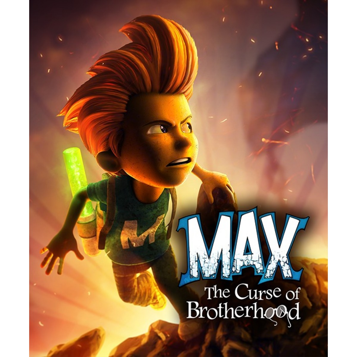 Max the curse of brotherhood / Xbox One