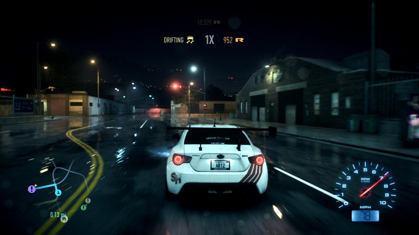 Need For Speed 2016 Account Origin Bonus