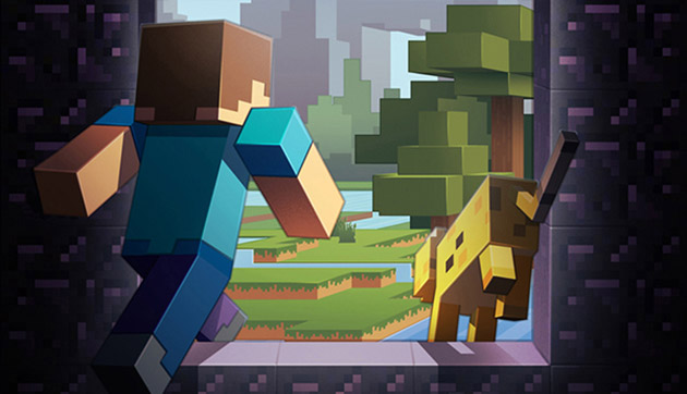 Minecraft [Full access] + MAIL