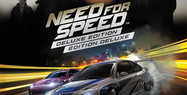 Need for Speed™ Deluxe Edition 2016 [Аккаунт Origin]