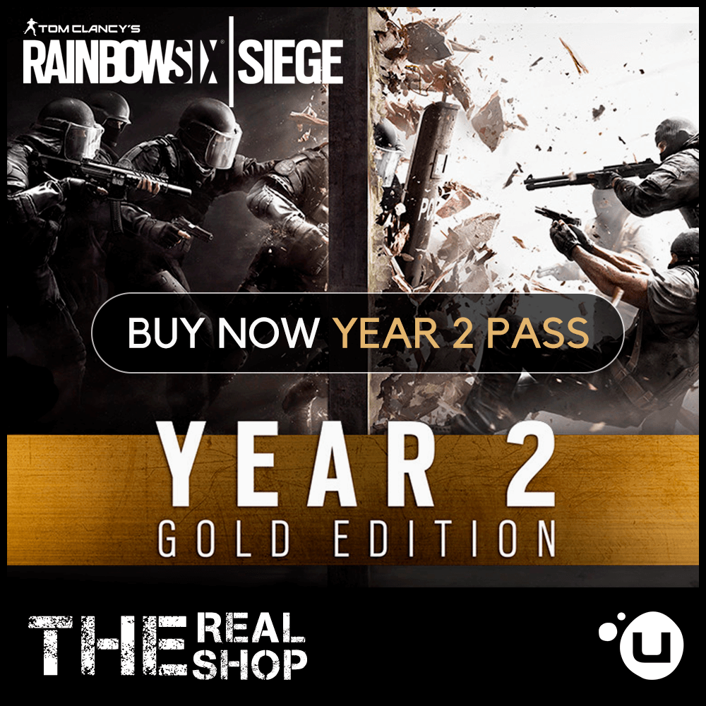 Tom Clancy´s Rainbow Six: Siege YEAR 2 PASS [WARRANTY]