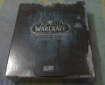 WoW (EU) Wrath of the Lich King Collector's Edition Key