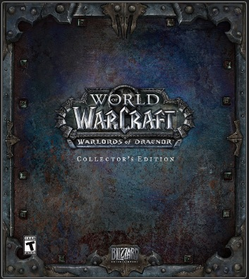 WoW (EU) Warlords of Draenor Collector´s Edition cd-key