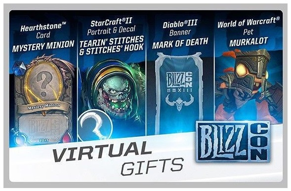 Murkalot Blizzcon 2013 pet loot code