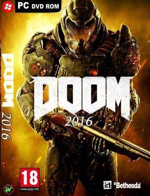 DOOM 4 2016 (Steam KEY)