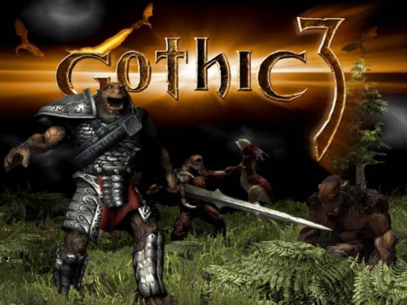 Gothic 3 (Steam) + Gift + Discount (CIS)