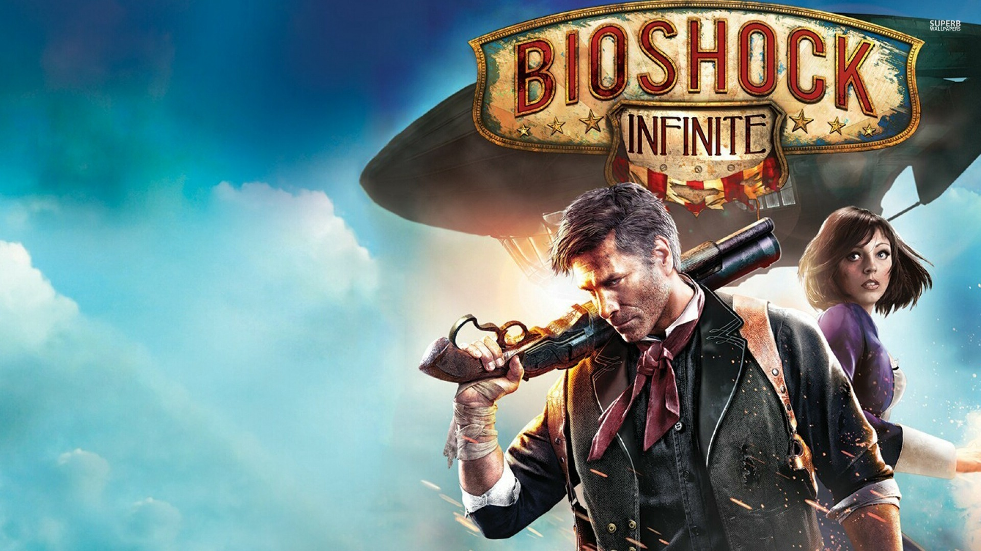 BioShock Infinite (Steam KEY)RU+Подарок