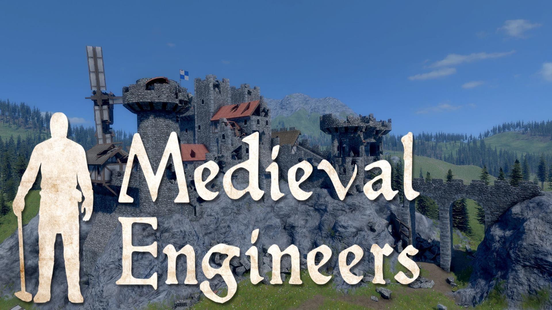 Купить Medieval Engineers - STEAM GIFT - RU/CIS
